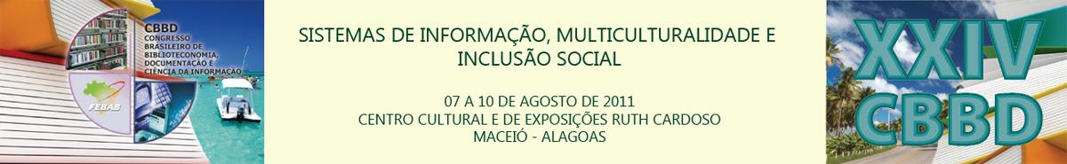 XVIII Congresso Brasileiro de Biblioteconomia, Documentação e Ciência da Informação